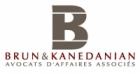 CABINET BRUN & KANEDANIAN -  annonces