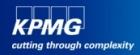 KPMG -  annonces