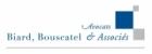 BIARD, BOUSCATEL & Associés -  annonces