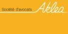 Aklea, société d'avocats -  annonces